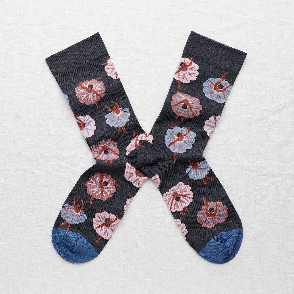 Bonne Maison Socks Night Danser | Garian
