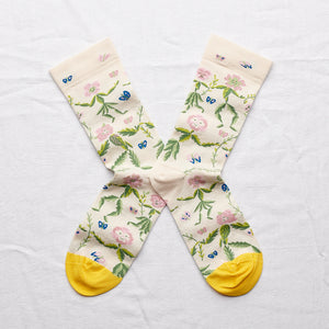 Bonne Maison Socks Natural Dance - GARIAN Hong Kong