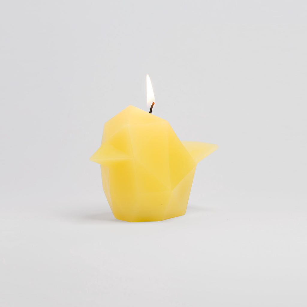 Bíbí Candle | Yellow | Garian