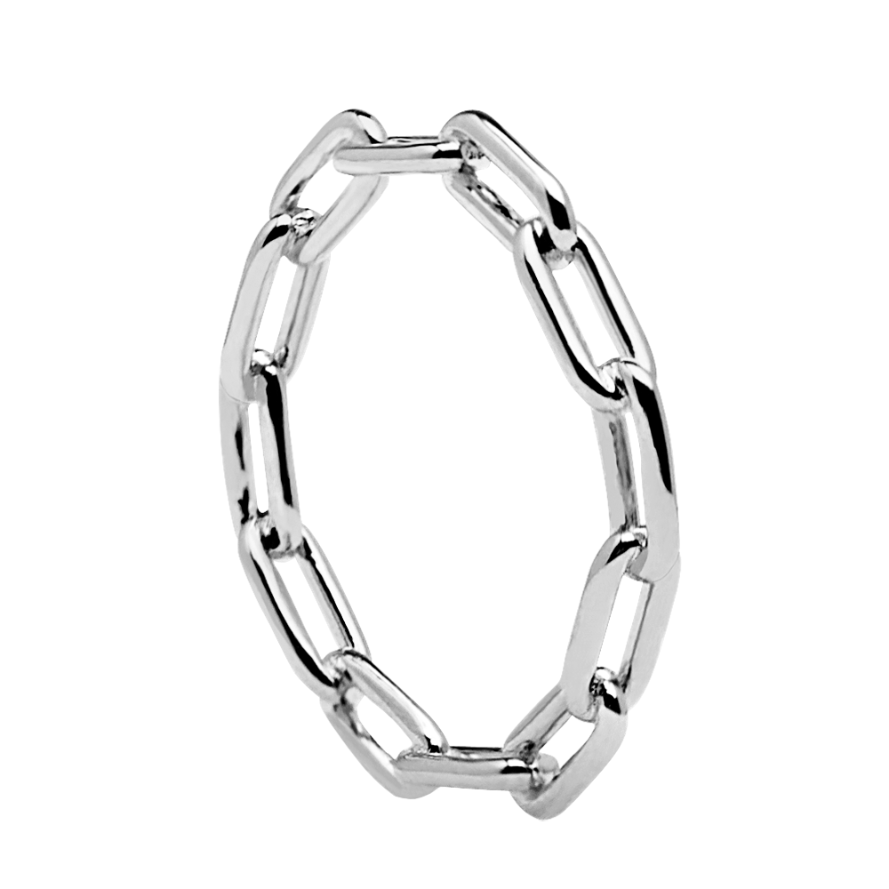 Anillo Cyclon Silver Ring | Garian