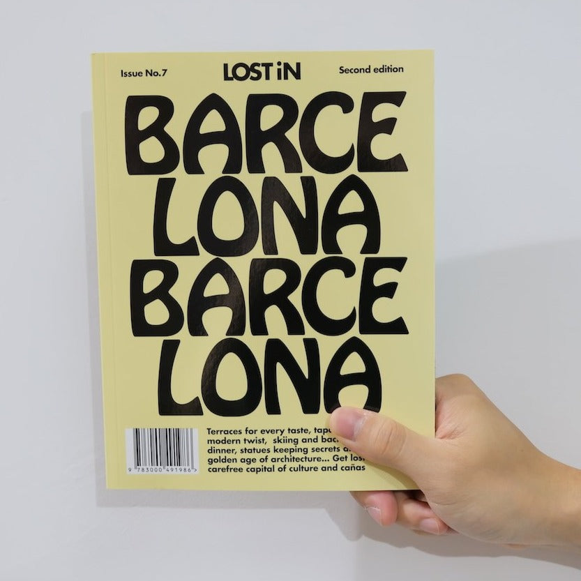 LOST iN Barcelona City Guide | Garian