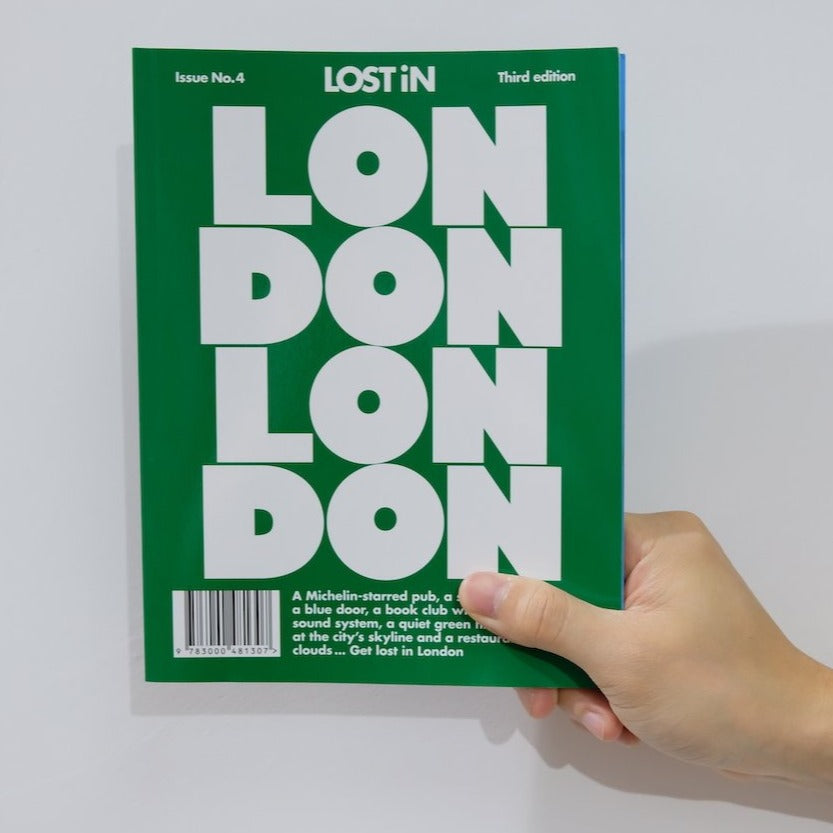 LOST iN London City Guide | Garian