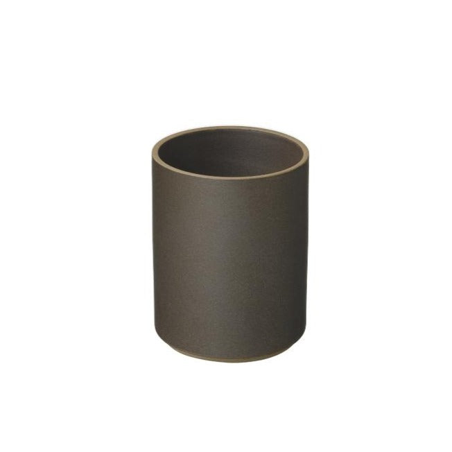 Hasami Porcelain Black Colour Planter | Garian