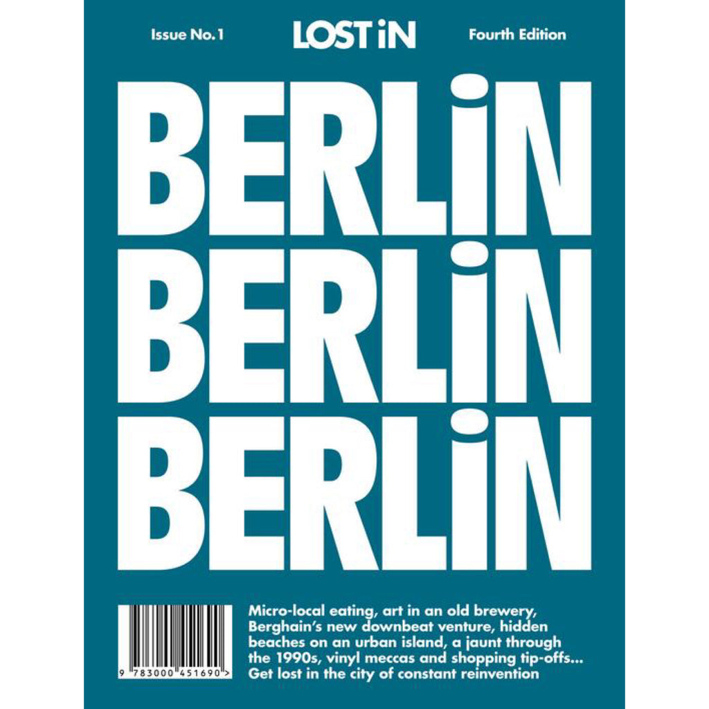 LOST iN Berlin City Guide | Garian