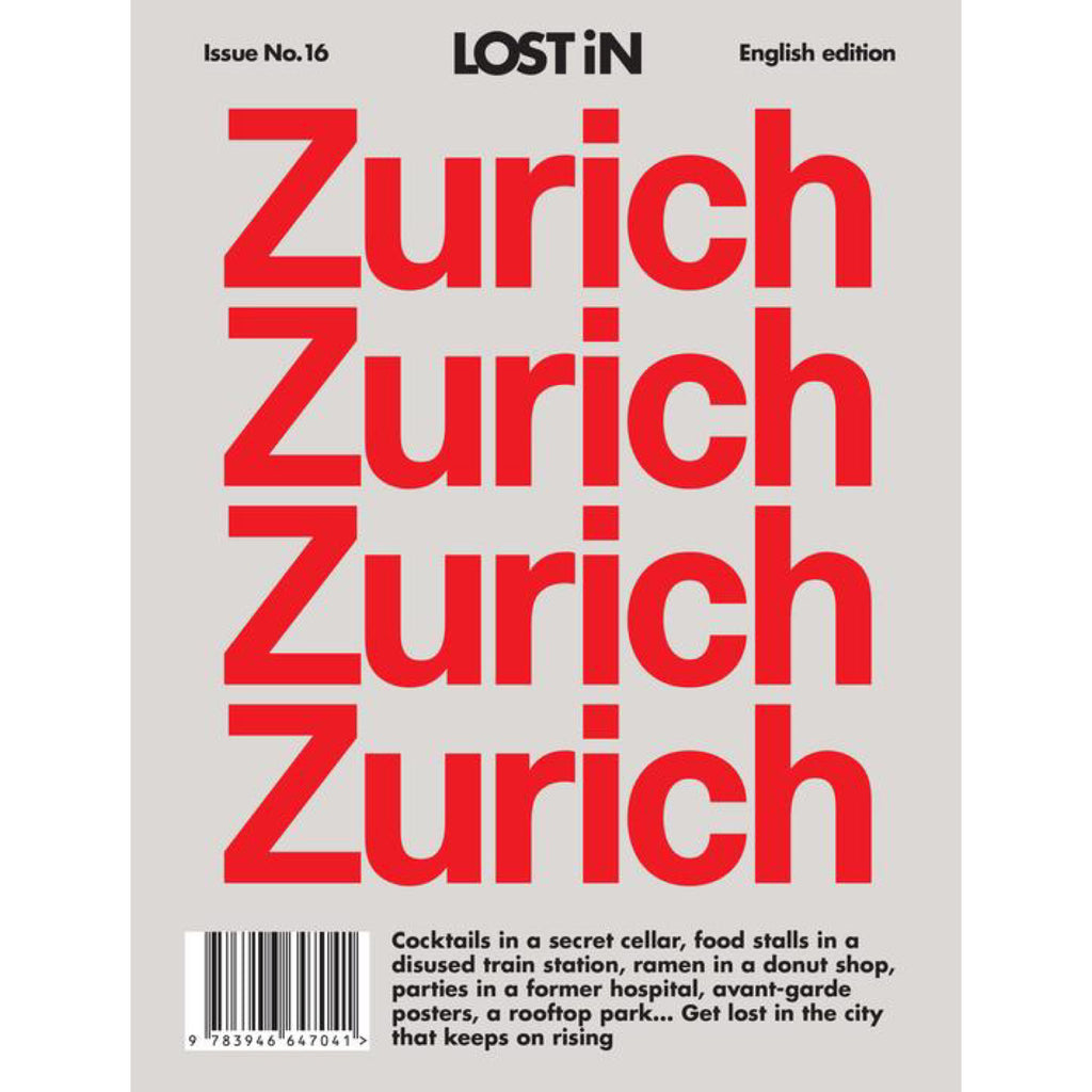 LOST iN Zurich City Guide | Garian