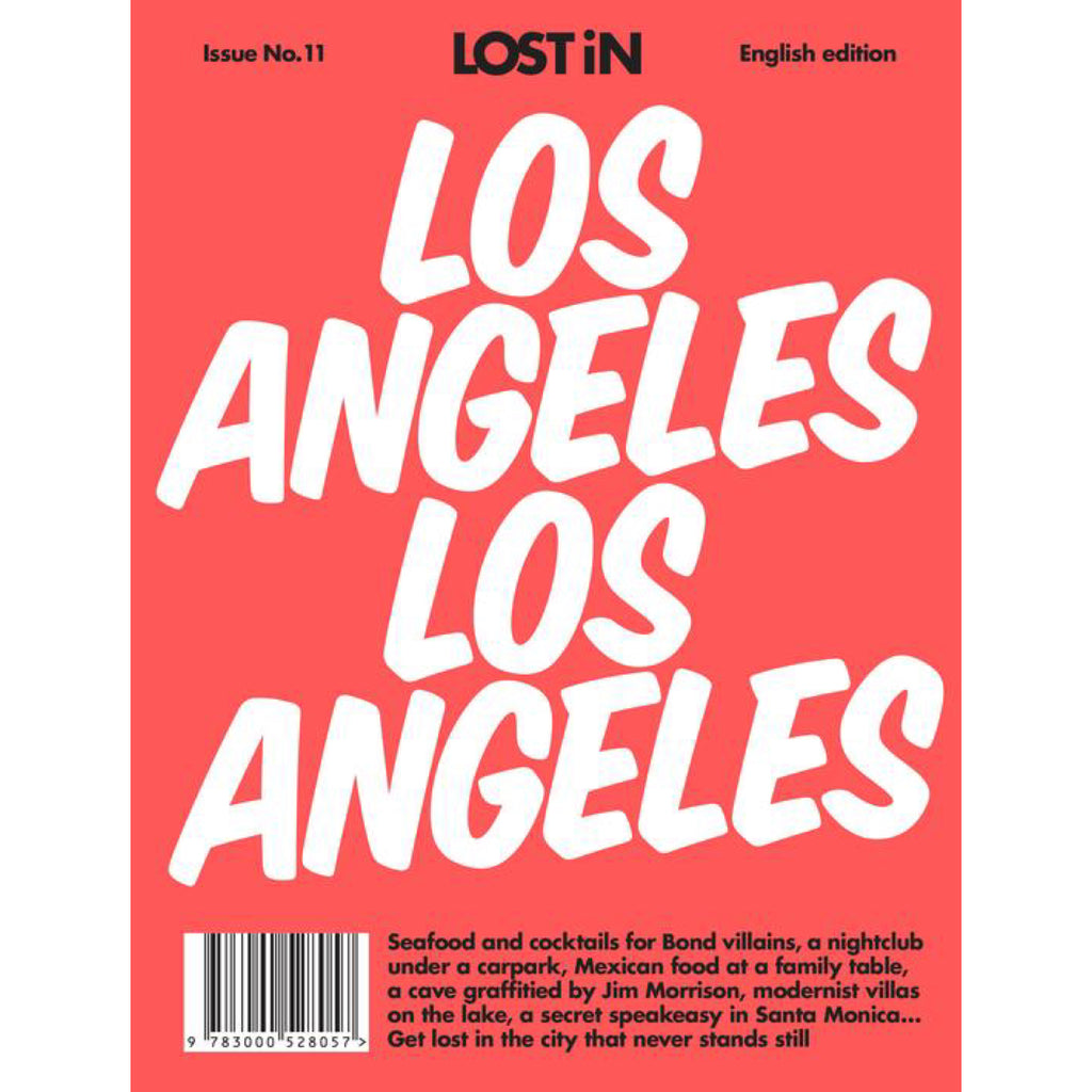 LOST iN Los Angeles City Guide | Garian