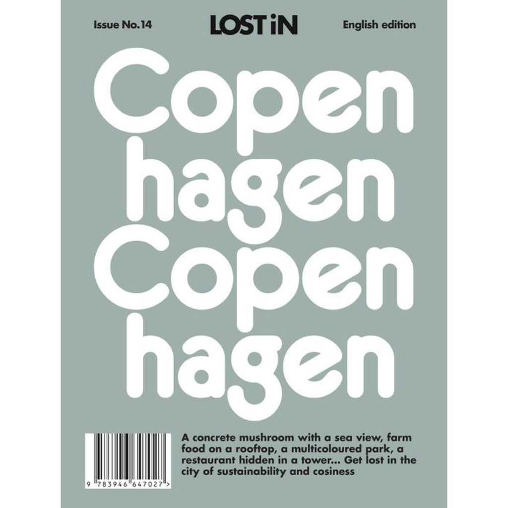 LOST iN Copenhagen City Guide | Garian