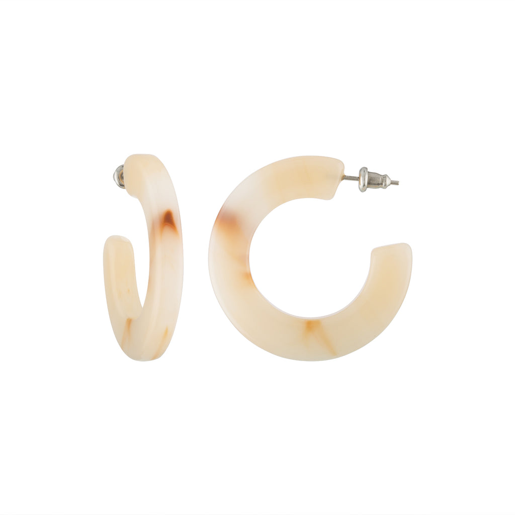 Kate Hoops in Peach | Garian