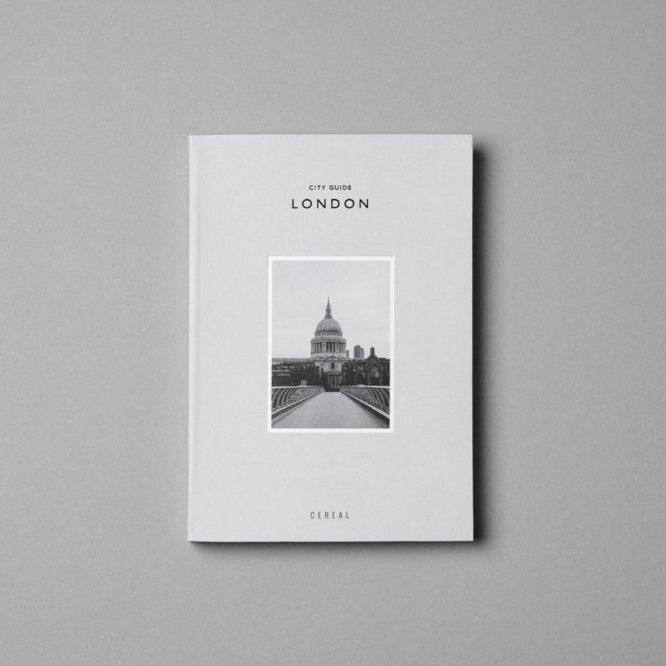 CEREAL - London Guidebook | Garian