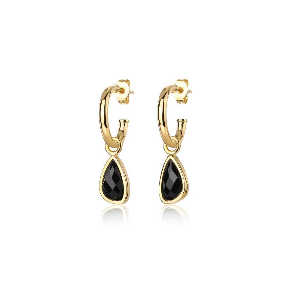 Morrison Gemstone Earrings | Garian