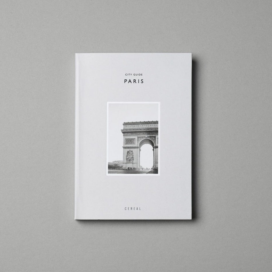CEREAL - Paris Guidebook | Garian