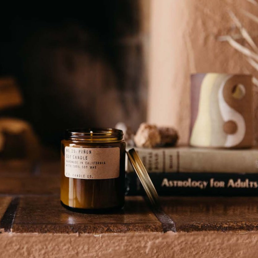 Pinon Standard Soy Candle | Garian