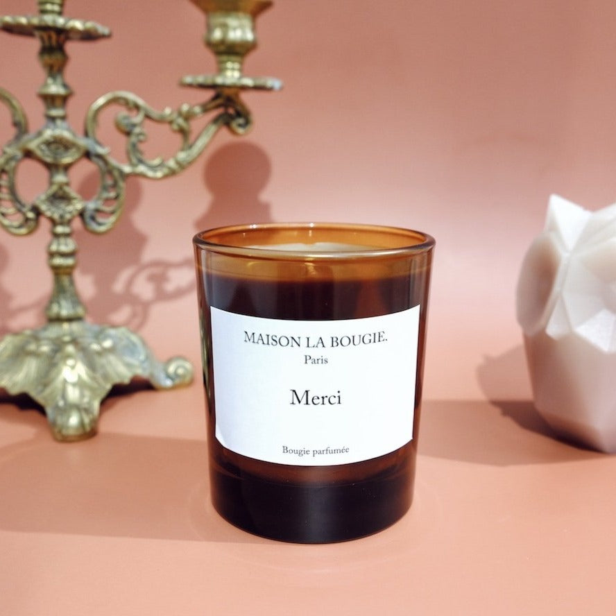 Merci Candle | Garian