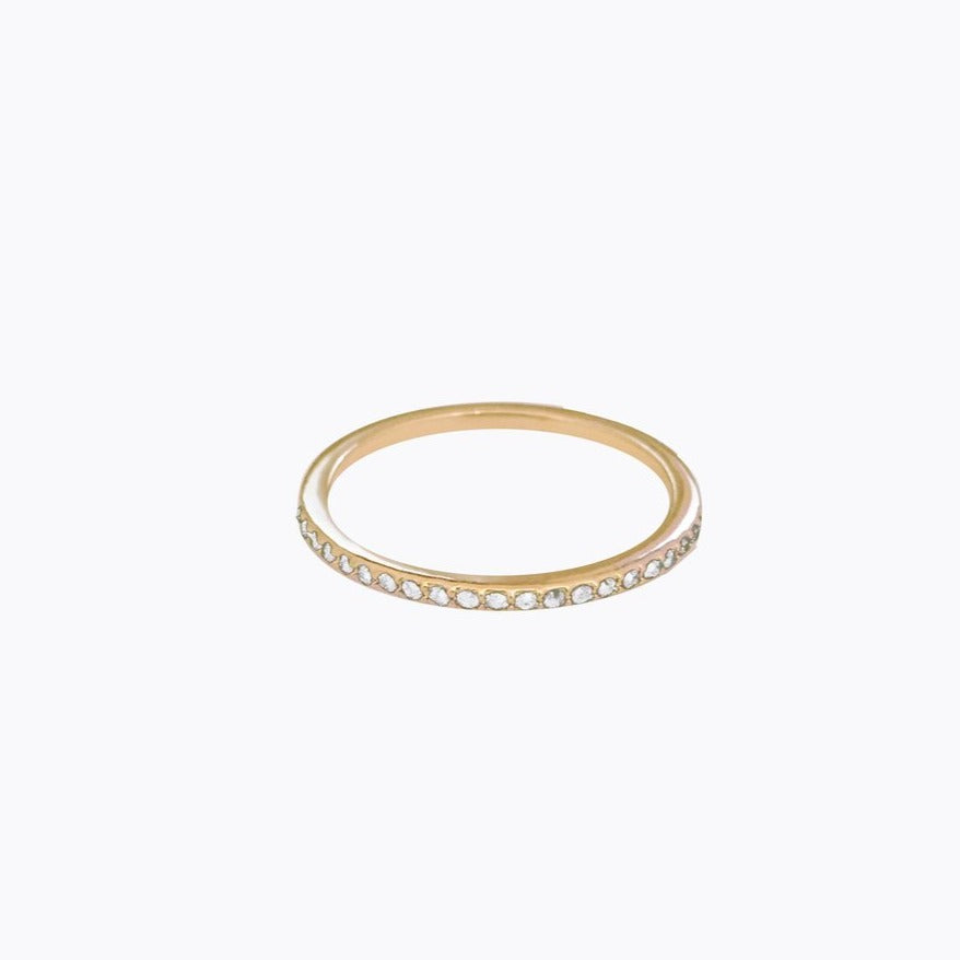 Trianon Pave Ring | Garian