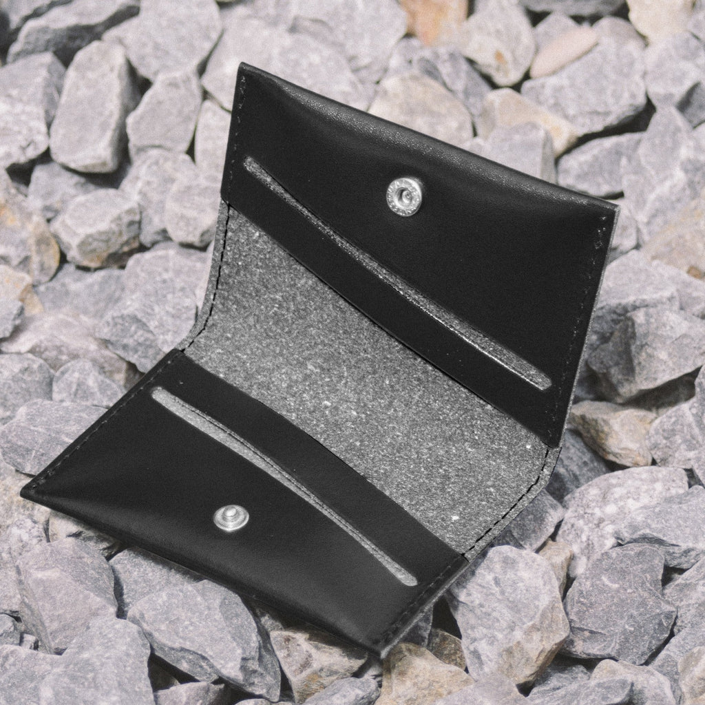 Bill Fold Wallet - Black | Garian