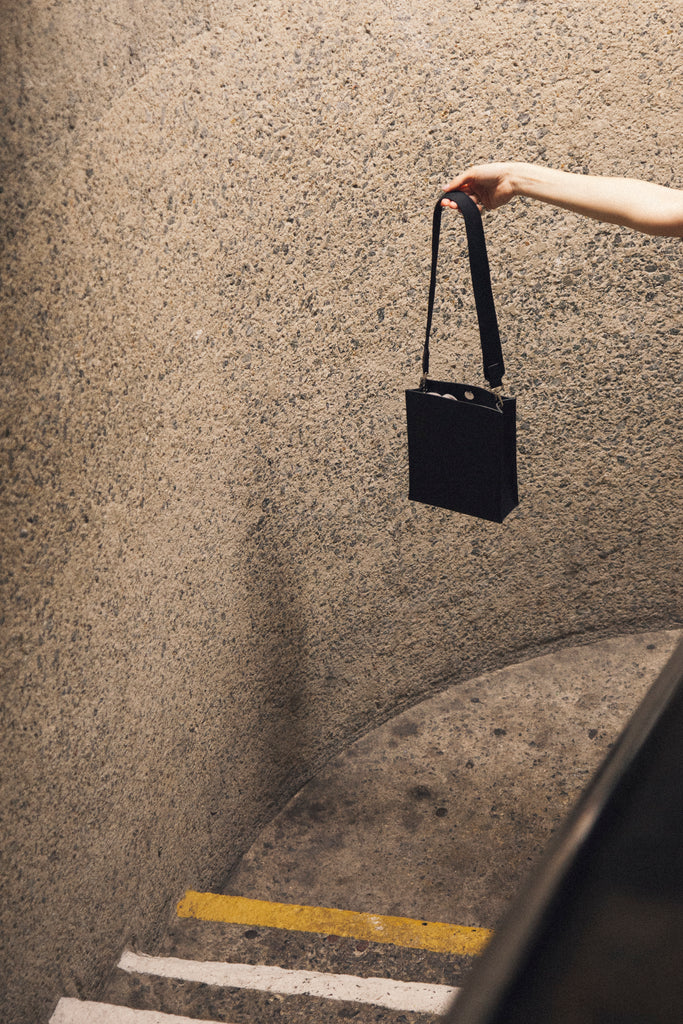 Book Bag - Black | Garian
