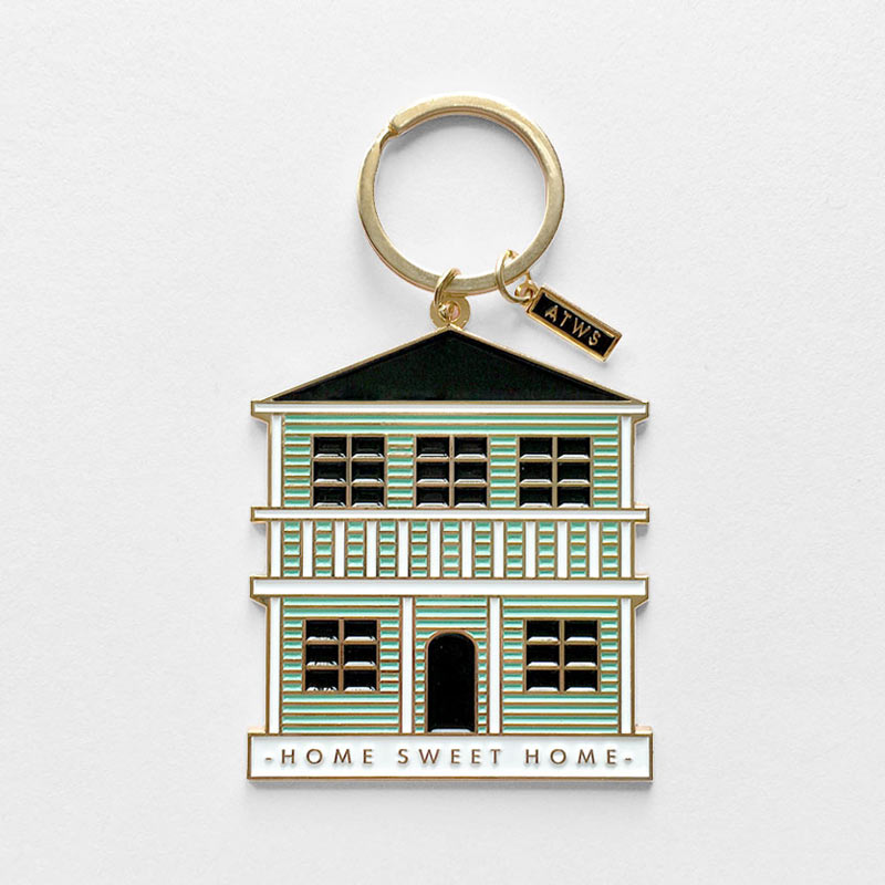 Home Sweet Home Keychain 鎖匙扣 - GARIAN Hong Kong