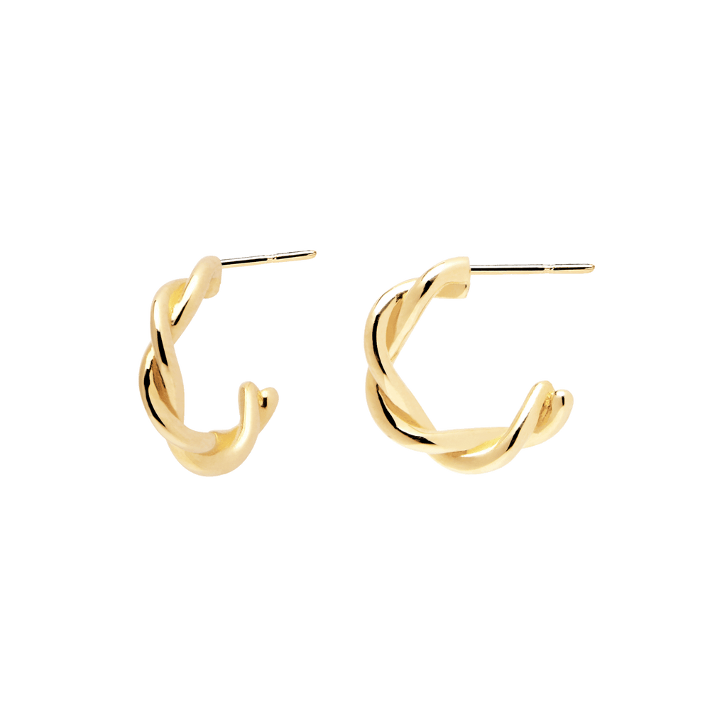 Rodeo Gold Earrings | Garian