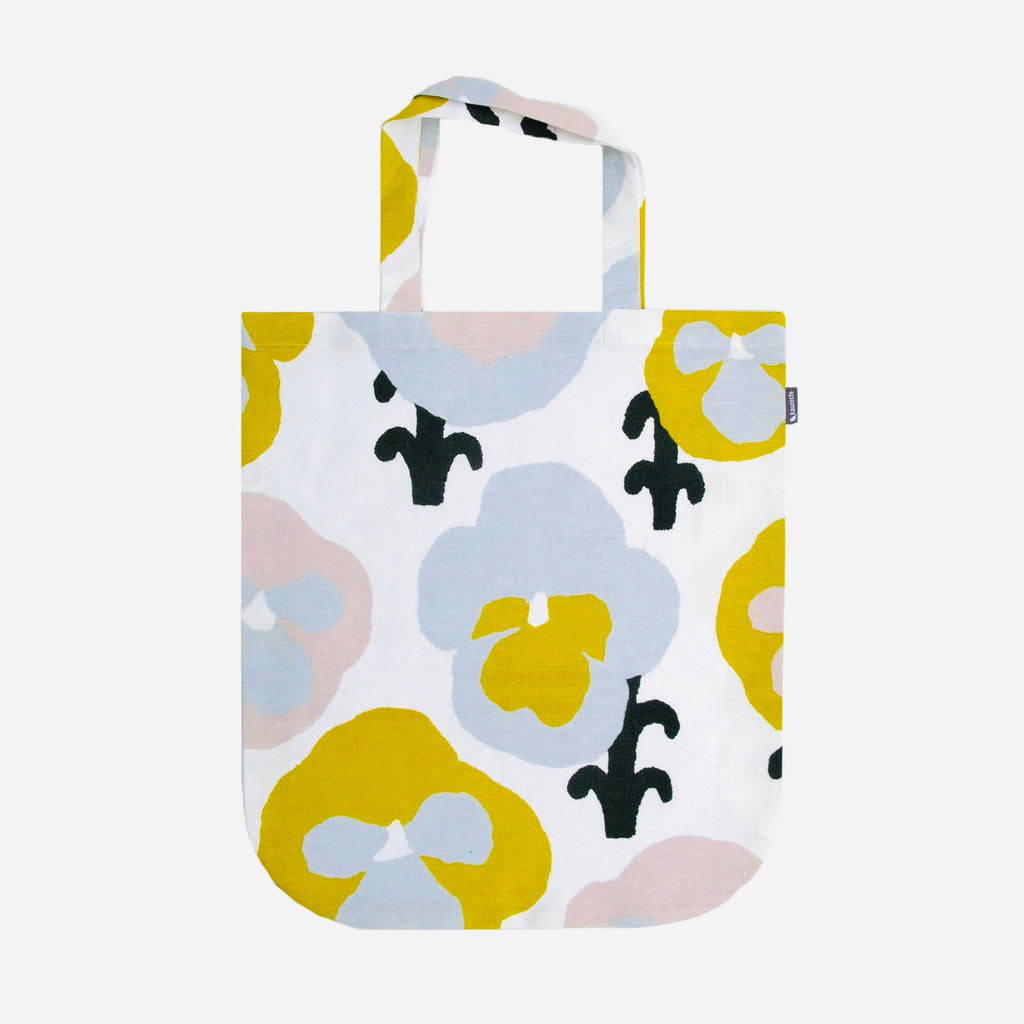 Kauniste Yellow Orvokki Bag | Garian