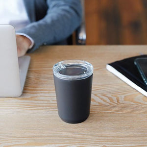 Black To Go Tumbler 360ml - GARIAN Hong Kong
