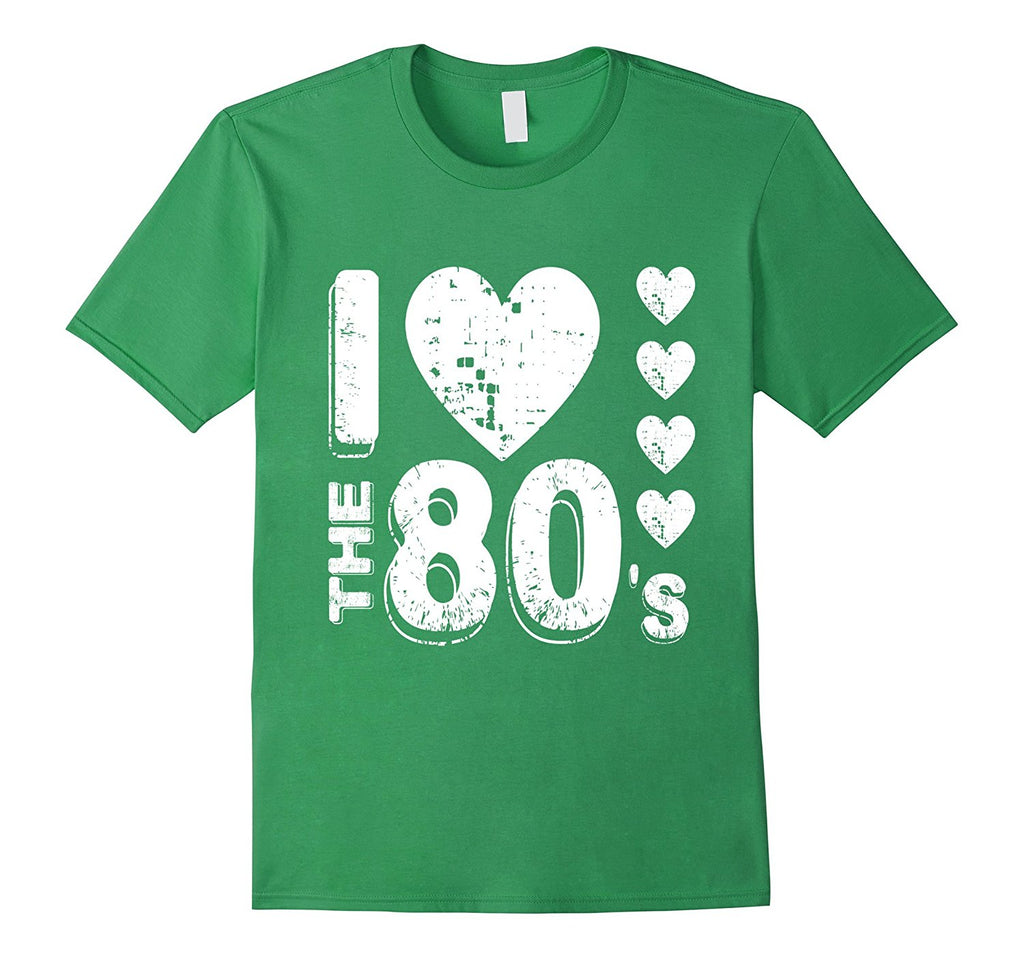 80s Clothes For Women 80s Shirt I Love 80s T Shirt
