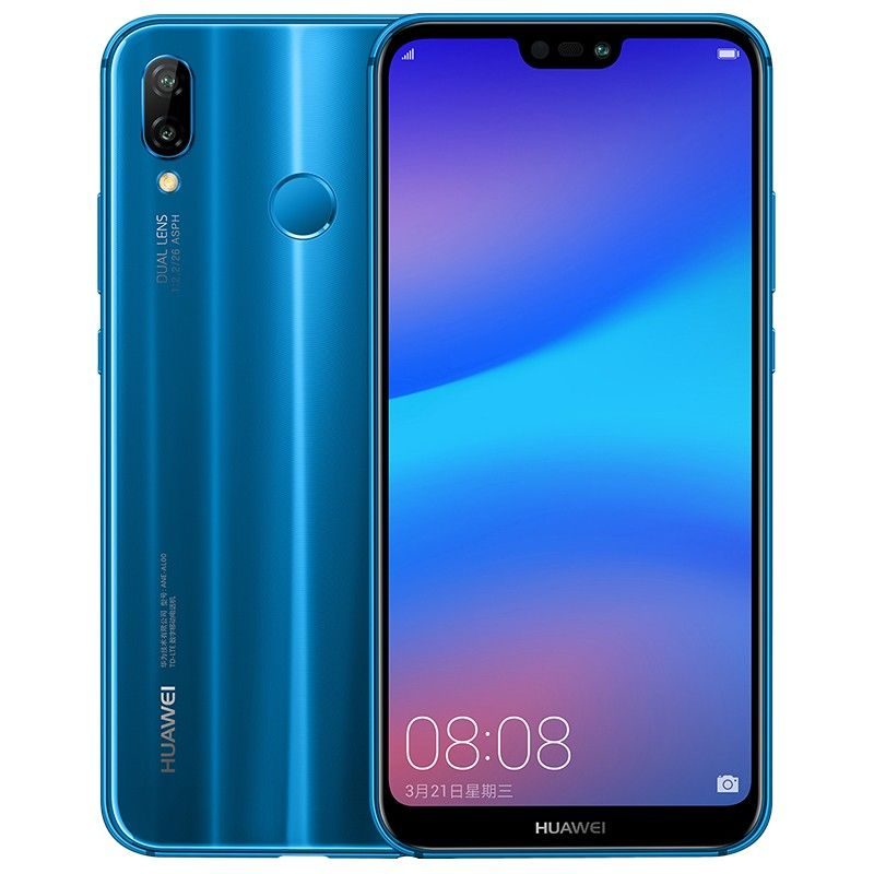 Huawei Nova 3E Single Sim