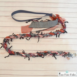 Jumpin Jack Flash Custom Matching Dog Leash