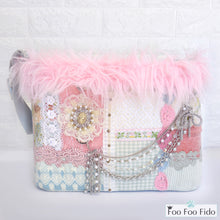 Shabby Chic Handmade Custom Pet Carrier