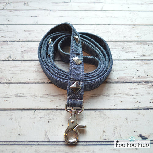 Custom Matching Cotton Leash