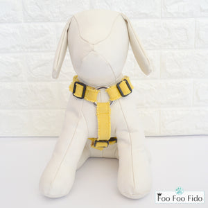 Custom Adjustable Step in Harness