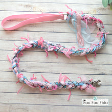Pink and Blue Fancy Shmancy Leash