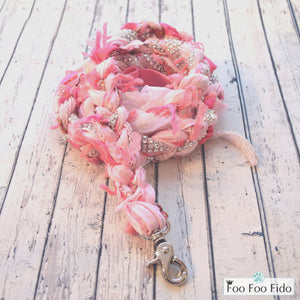 Fancy Shmancy Matching Leash 7 Colors