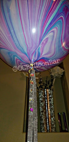 The Single Jumbo OG Jeweled Balloon