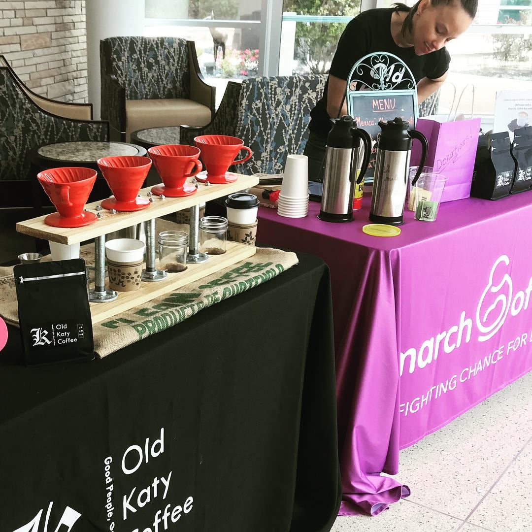 Pour Overs for Preemies @ Memorial Hermann Sugar Land
