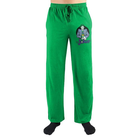 DC Comics Batman The Joker Pajama Pants - SPNDER, LLC