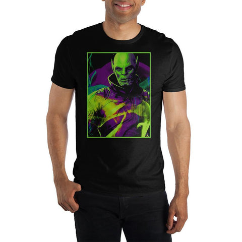 Captain Marvel Short-Sleeve T-Shirt - SPNDER, LLC