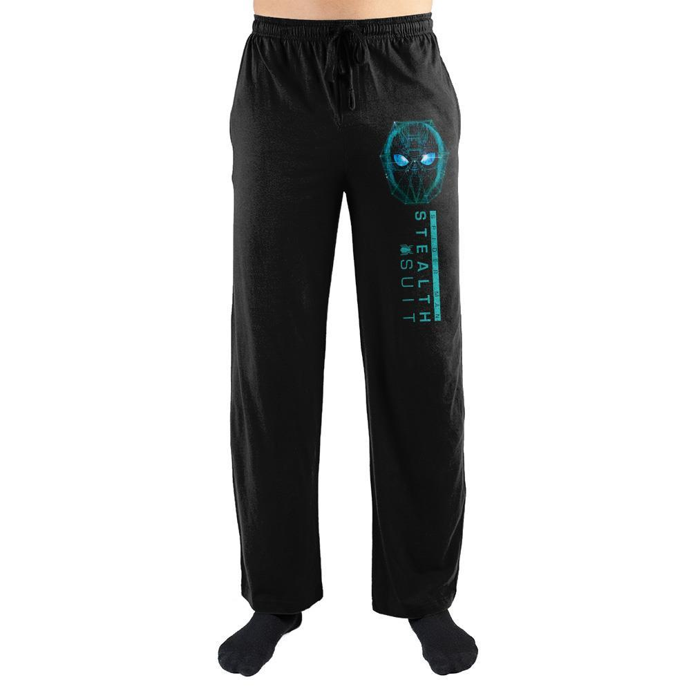 Marvel Spider-Man: Far From Home Stealth Suit Sleep Pants - SPNDER, LLC