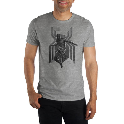 Marvel Spider-Man: Far From Home Steal Suit Short-Sleeve T-Shirt - SPNDER, LLC