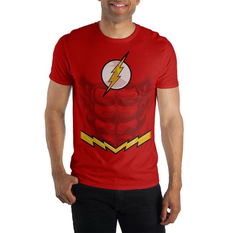 DC Comics The Flash Short-Sleeve T-Shirt - SPNDER, LLC