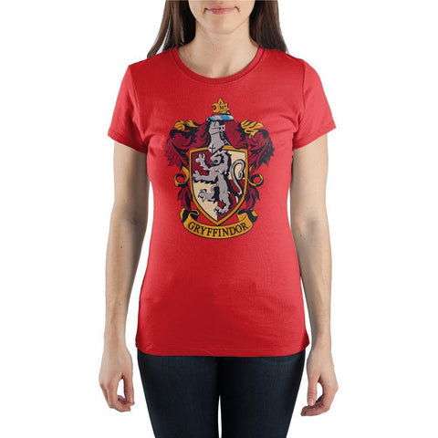 Harry Potter Gryffindor Juniors' T-Shirt - SPNDER, LLC