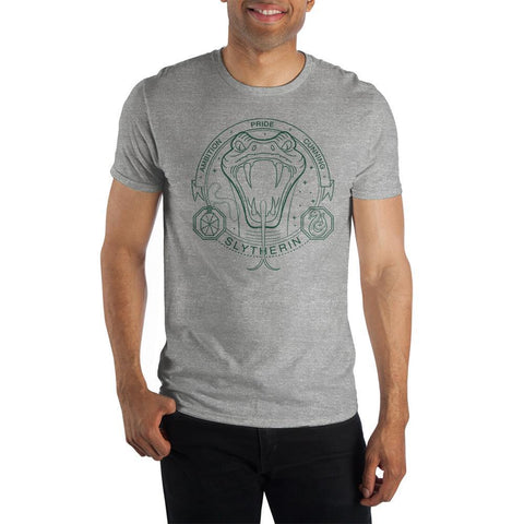 Harry Potter Slytherin Short-Sleeve T-Shirt - SPNDER, LLC