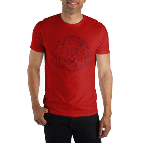 Harry Potter Gryffindor Short-Sleeve T-Shirt - SPNDER, LLC