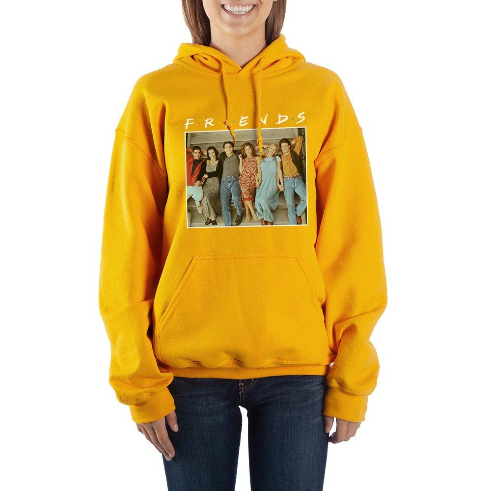 Friends Sitcom Graphic Hoodie Fan Apparel - SPNDER, LLC