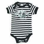 GUNS N' ROSES SWEET CHILD BLACK/WHITE ONESIE - SPNDER, LLC