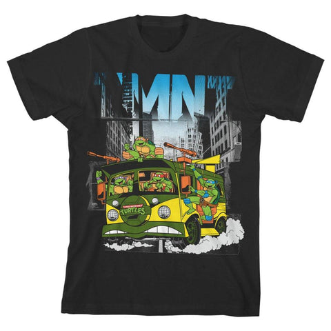 Teenage Mutant Ninja Turtles TMNT Boys T-shirt - SPNDER, LLC