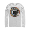 Vintage Rey Rainbow white KTS - Long Sleeve Shirt - SPNDER