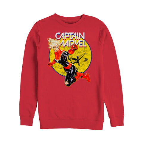 Super Ring - Crew Fleece - SPNDER