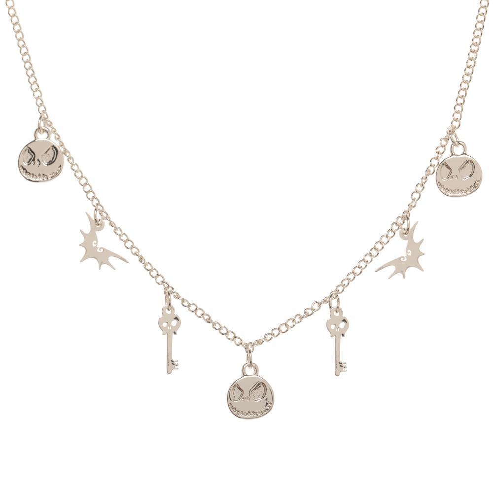 Nightmare Before Christmas Delicate Choker Charm Necklace - SPNDER, LLC