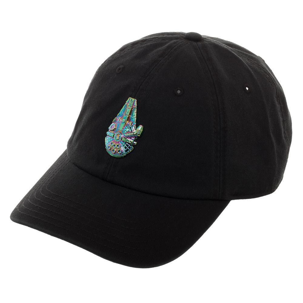 Millennium Falcon Dad hat - SPNDER, LLC