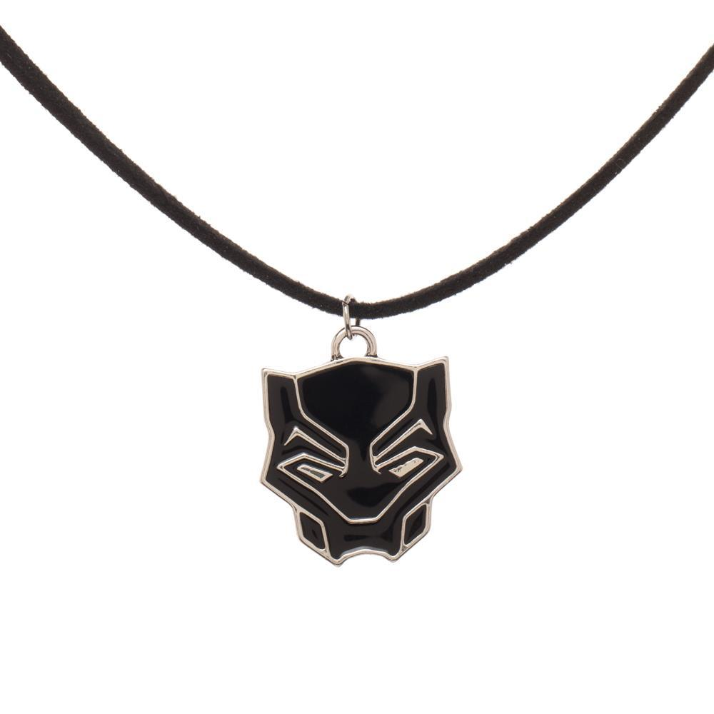 Marvel Black Panther Pendant Charm Necklace - SPNDER